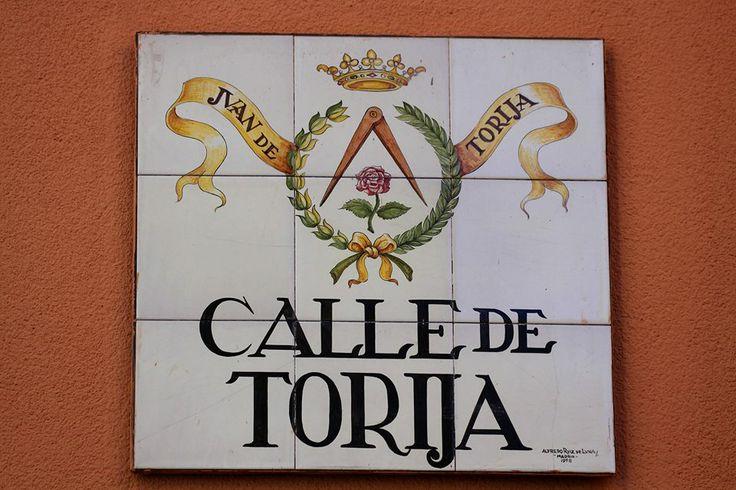 Calle de Torija ( Madrid )