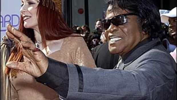 James Brown and His Wife's | James Brown Advertises Breakup