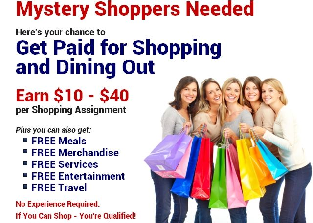Become a Mystery Shopper | Mystery Shoppers America