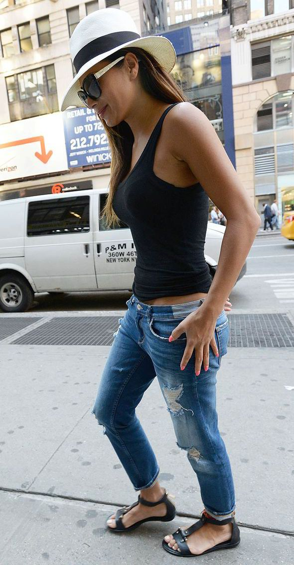 Nicole Scherzinger, figure, style, fashion, causal, abs, new song, your love, project runway