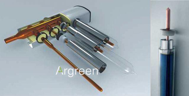 Colector solar termal y Calefacción de Piscinas – Argreen