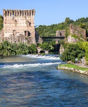 Borghetto: Eine Perle am Gardasee  – Reisen