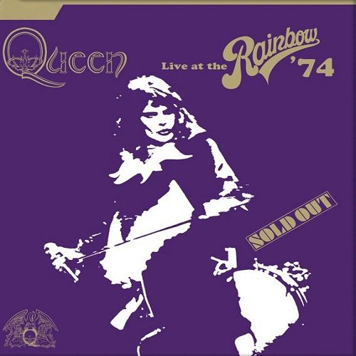 Music videos: Queen - Live At The Rainbow '74 (2014)