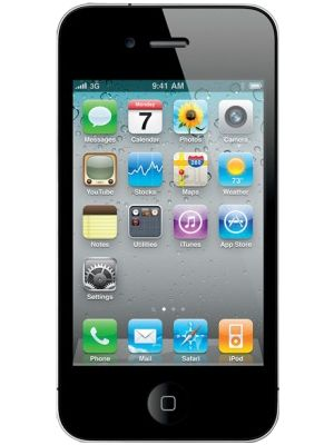 #Apple #iPhone 4 8GB Mobile Phone price is Rs. 18990