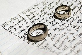 15 Wedding Vow Samples You Aren't Obligated to Use