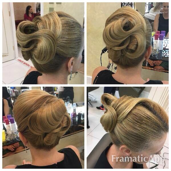 #hairupdo #hairstyle #abudhabi