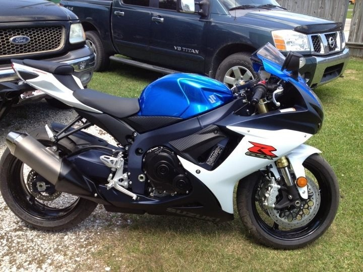 FOR SALE: 2011 GSXR 750 comment if interested