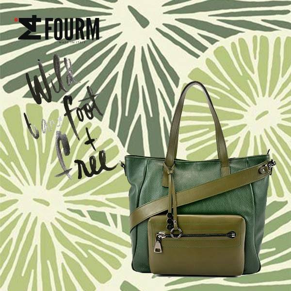 Life is a zoo in a jungle!!! Be F R E E, be #iFourM http://www.ifourm.it/vendita/borsa-a-mano-e-tracolla-f372_48.htm