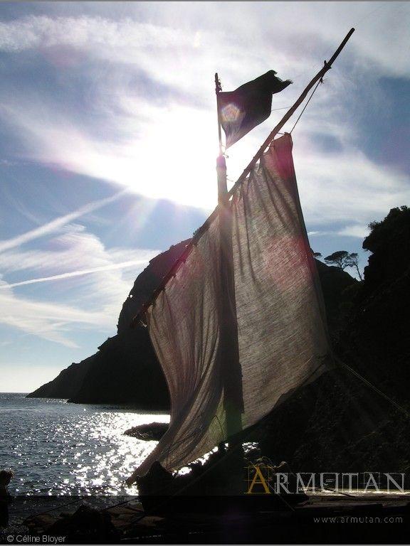 ©#armutan ©#celinebloyer #radeau #pirates #flibustiers #Inferi