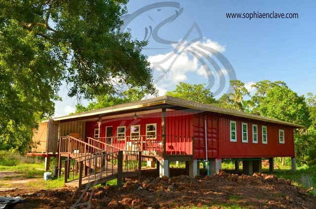 17 best images about shipping container homes on pinterest industrial shipping container - Container homes texas ...