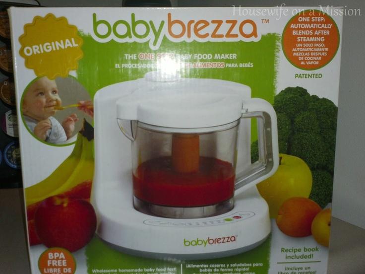 Baby Brezza Food Processor Reviews