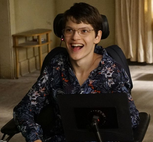 When Speechless star Micah Fowler casually made sitcom history. | 26 Baby Steps For Representation In Hollywood In 2016