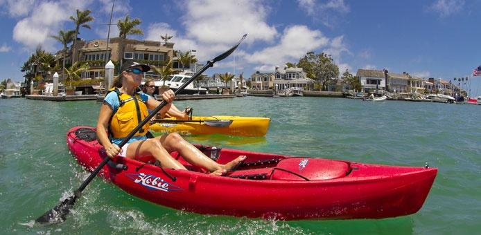 Southwind Kayak Rentals Newport Beach