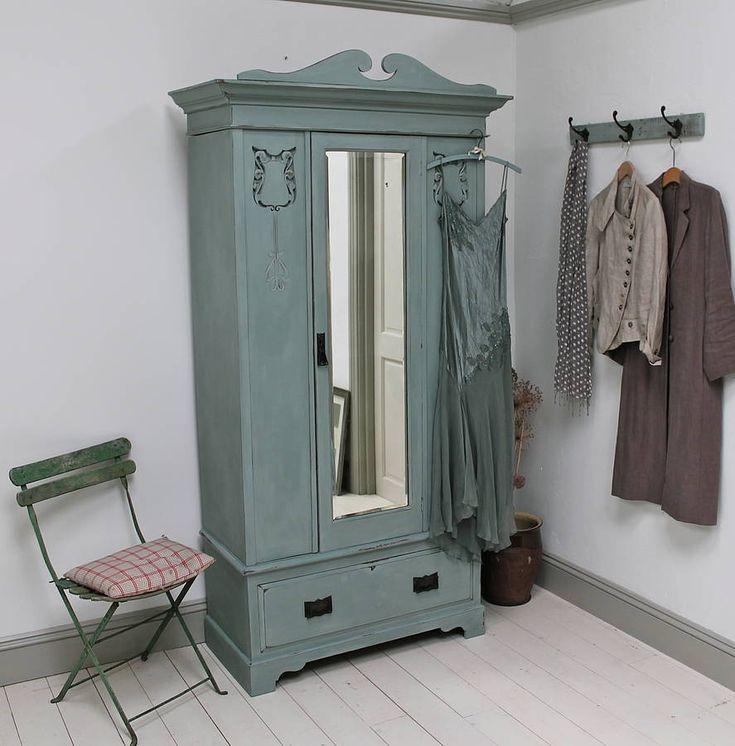 1000+ Ideas About Painted Wardrobe On Pinterest