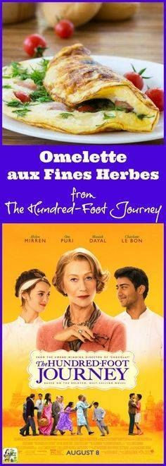 Omelette aux Fines H Omelette aux Fines Herbes. This easy...  Omelette aux Fines H Omelette aux Fines Herbes. This easy omelette recipe is inspired by The Hundred-Foot Journey movie. Recipe : http://ift.tt/1hGiZgA And @ItsNutella  http://ift.tt/2v8iUYW