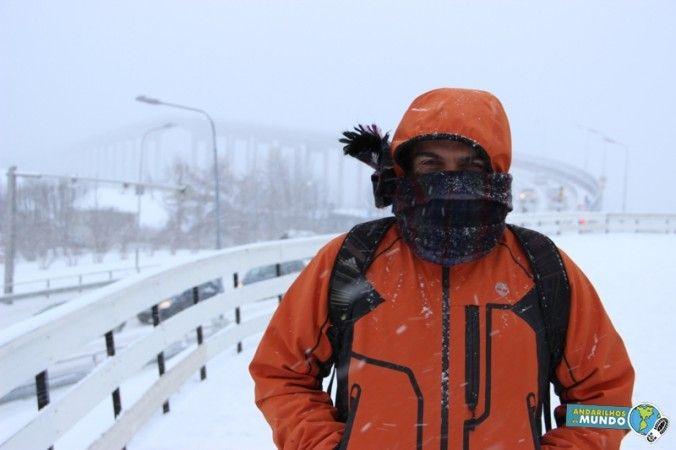 Que roupas vestir para encarar o frio extremo?