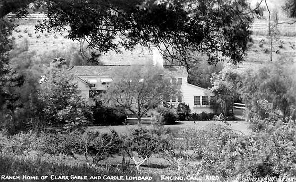 clark gable and carole lombard's home | i <3 la | pinterest