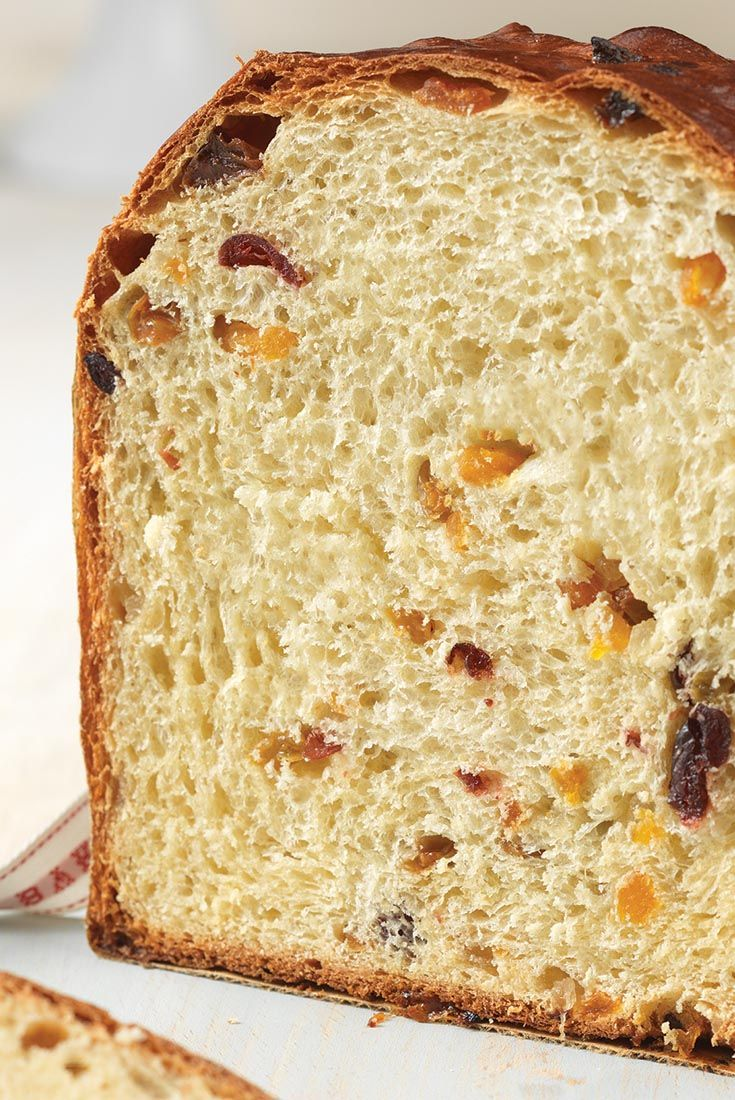 My first attempt. Decent but not great. I need to try it again. | Overnight Panettone Recipe