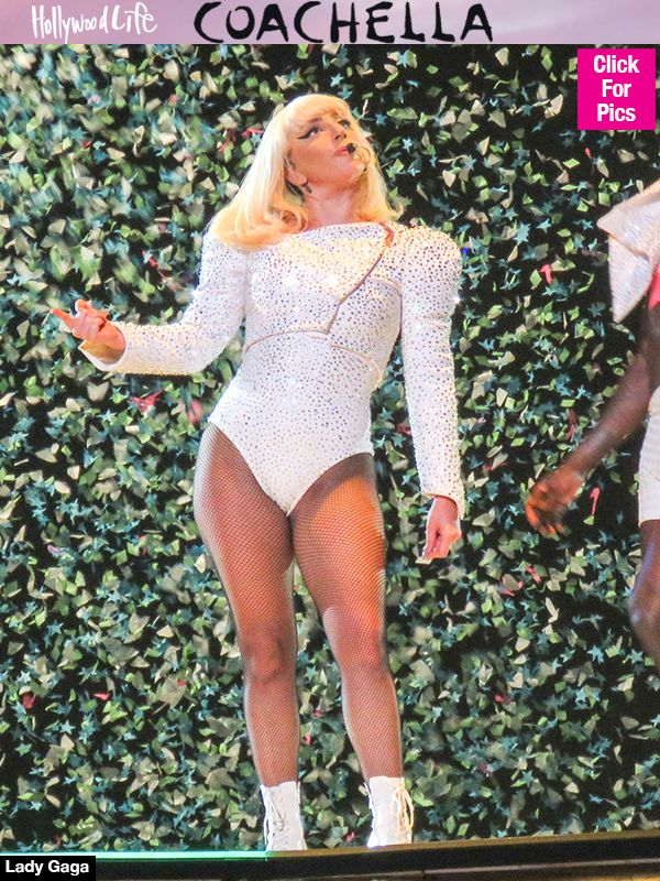 Watch Lady Gaga At Coachella: Live Stream Her Performance At Day 2 Of MusicFestival