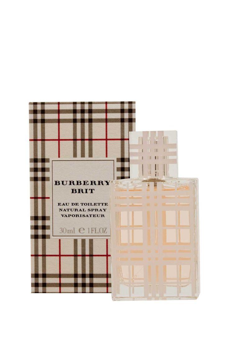 Burberry Brit for Women Eau de Toilette Spray - 1.0 fl. oz.//