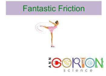 Fantastic Friction (motion, force physics)