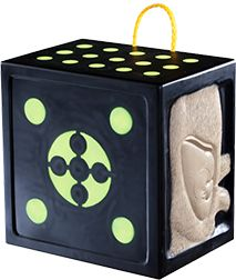 RINEHART TARGETS Rhino Block XL Target 18x18x13, EA