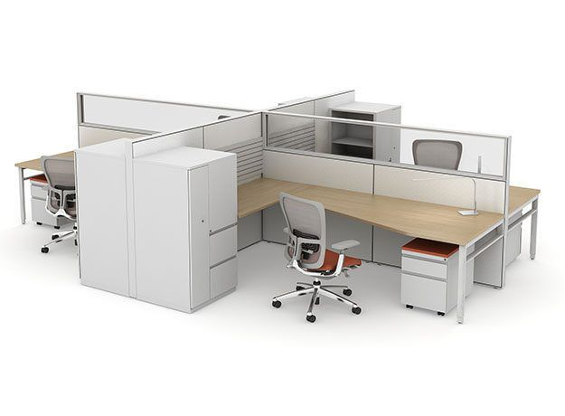 Workstations: Compose/X Series   Haworth | Merritt Office | Pinterest | Furniture  Companies, Office Furniture And Spaces