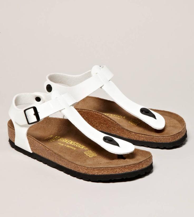 Birkenstock Sandals Pinterest White Hippie Sandals