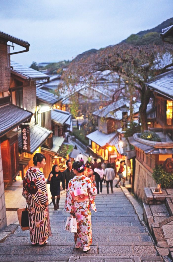 Jour 1 : En vélo à Kyoto | Le monde de Tokyobanhbao: Blog Mode gourmand
