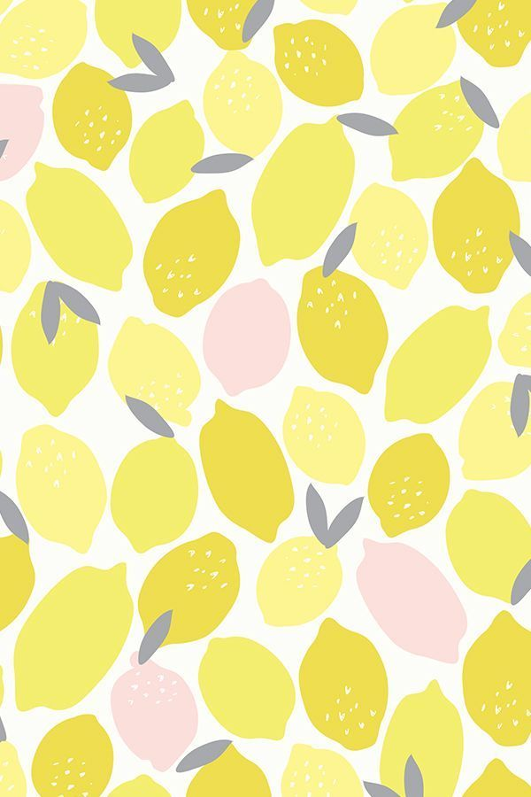 10 Kitchen And Home Decor Items Every 20 Something Needs: Pink Lemonade By Shelbyallison. Lemons In Three Shades Of