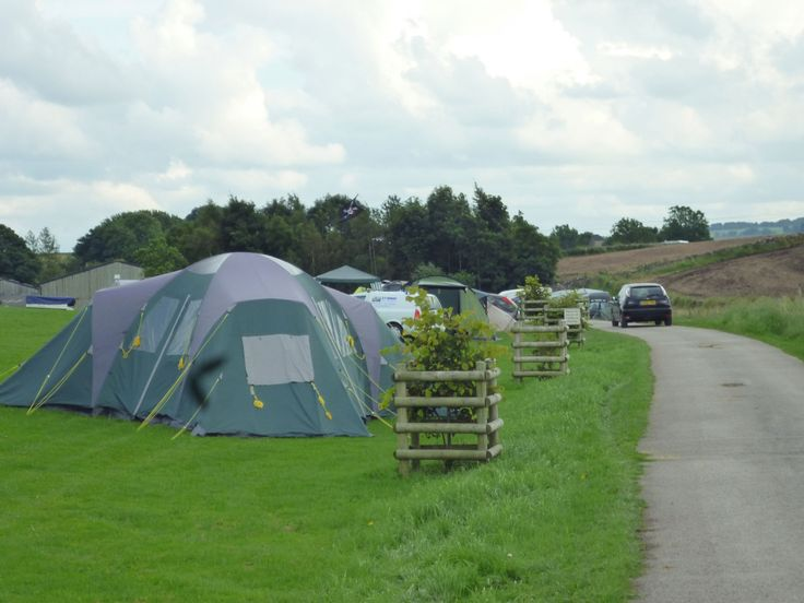 Knotlow Farm Campsite, Peak District