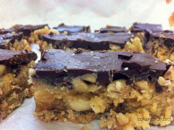 snickers caseros cota richards