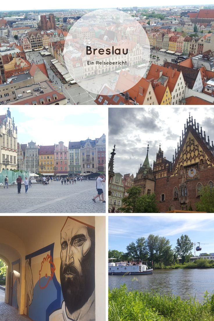 Meine Breslau Tipps und Highlights für die polnische Stadt: Flughafentransfer, Sehenswürdigkeiten, mit dem Fahrrad durch Breslau und persönliche Tipps für Restaurants und Bars in einer der schönsten Städte Polens.