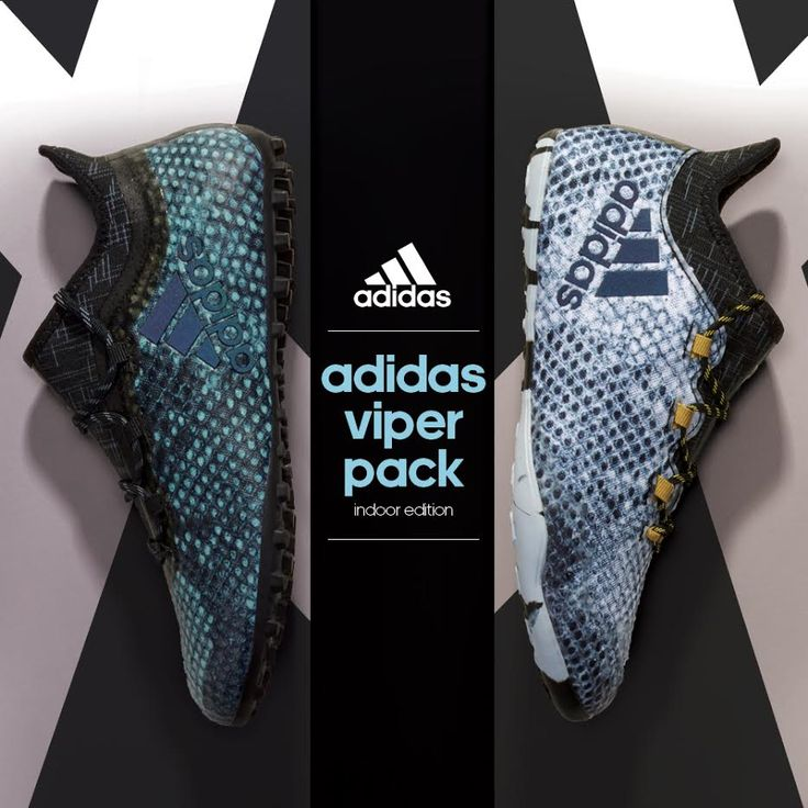 Hot at www.soccerpro.com right now! The adidas Viper Pack indoor and turf shoes.