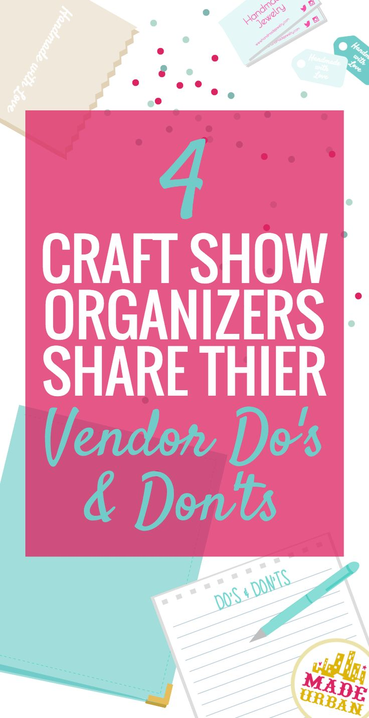When it comes to selling handmade, you need multiple ways to get your name out there and sell your goods. Craft shows are one piece of that puzzle. They allow you to test your products, meet local customers and make a lot of sales...