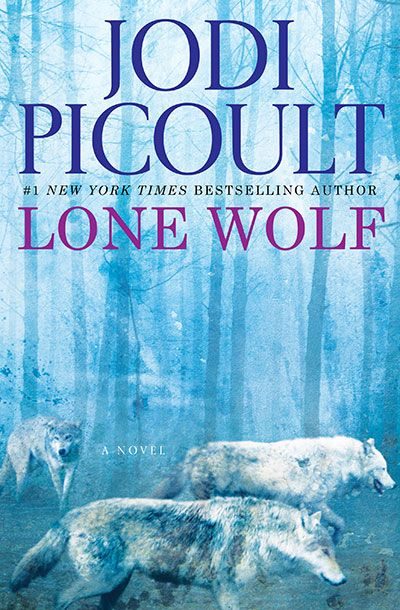 Lone Wolf Book Review: Worth Reading, Jodie Picoult, Picoult Books, Lonely Wolf, Books Worth, Lone Wolf, Favorite Books, Favorite Author, New Books