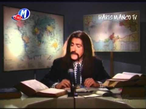 MERSİN 1989 Barış Manço İle Dere Tepe Türkiye