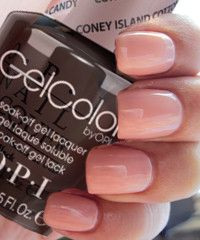 opi gel coney island cotton candy - Google Search
