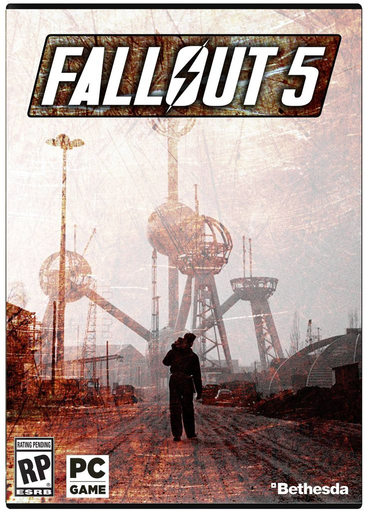 Some possible great cover art for Fallout 5