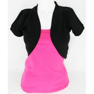 Black Shrug Online only here: http://trendzystreet.com/clothing/coats-jackets/black-shrug-tzs1083