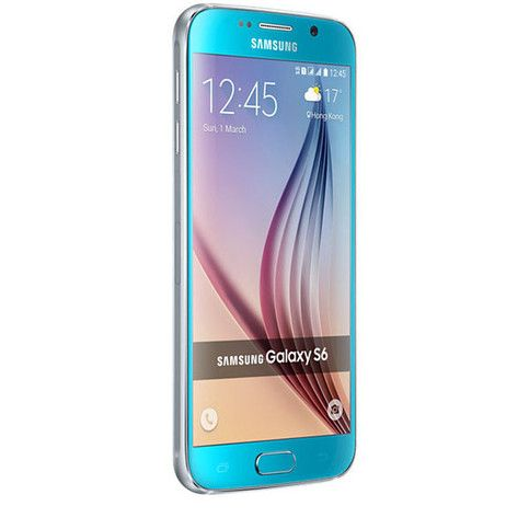 SAMSUNG+GALAXY+S6+G920F+4G+LTE+32GB+UNLOCKED+SMARTPHONE  Be+blown+away+by+the+incredibly+powerful+and+elegant+Samsung+Galaxy+S6+4G+LTE.+Boasting+a+cool+metal+frame+and+an+elegant+5.1+inch+Super+AMOLED+display,+the+stylish+Galaxy+S6+really+turns+a+corner+in+terms+of+smartphone+design.  Boastin...