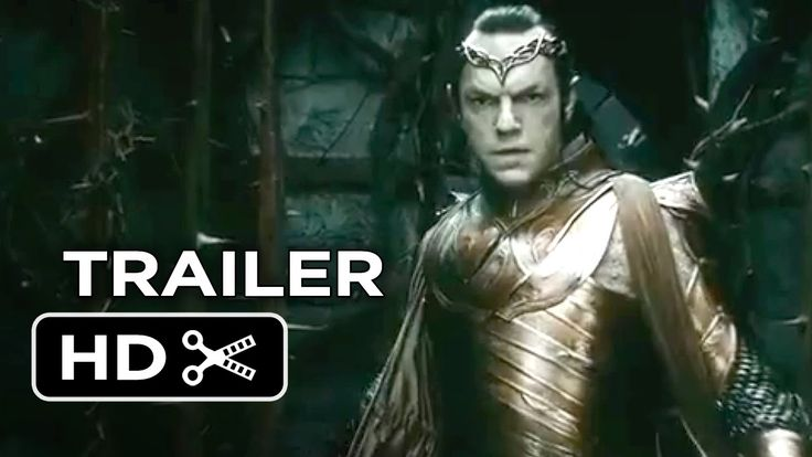 The Hobbit: The Battle of the Five Armies Official Final Trailer (2014) ... THE FEELZ