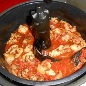 Emincé de poulet au thym #poulet #actifry #gastronoome