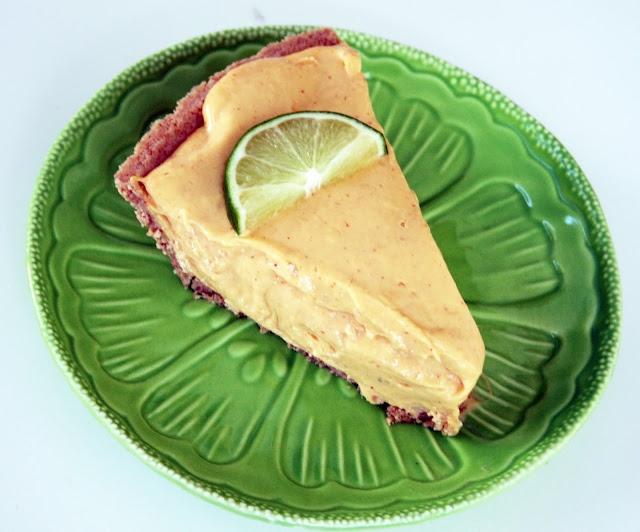 Mango-Chile Ice Box Pie | Recipes by Rachel Rappaport | Pinterest ...