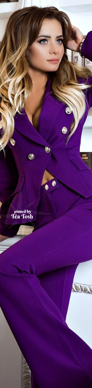 lilac&lavendercottage.quenalbertini2: Pretty in purple | Téa Tosh