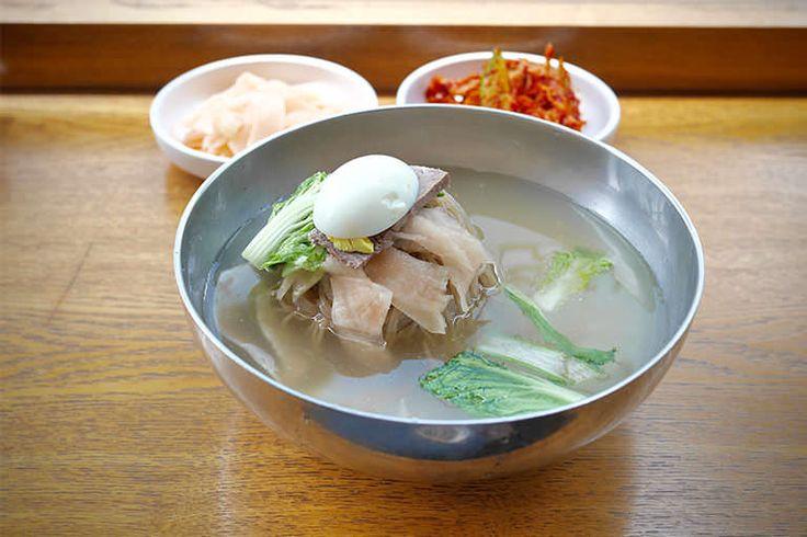 서울 냉면 베스트10