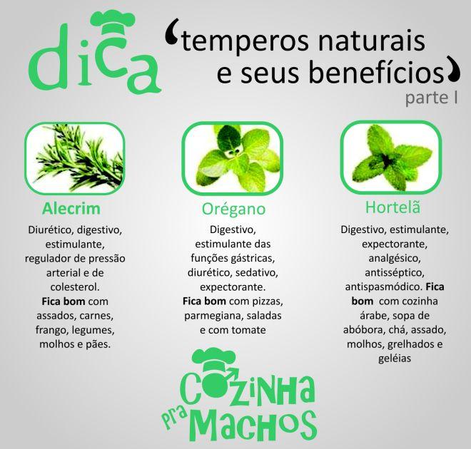 #TEMPEROS #NATURAIS PARTE1  #gastronomía #receita #culinária #homensnacozinha #cozinhapramachos