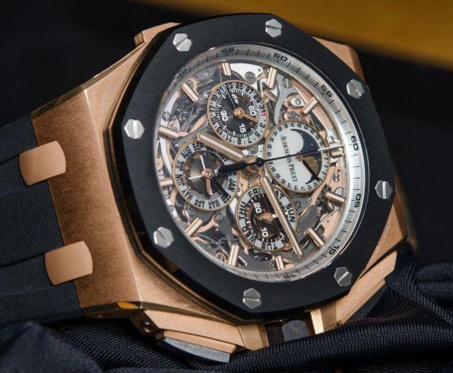 Audemars Piguet Royal Oak Grande Complication - £741,600