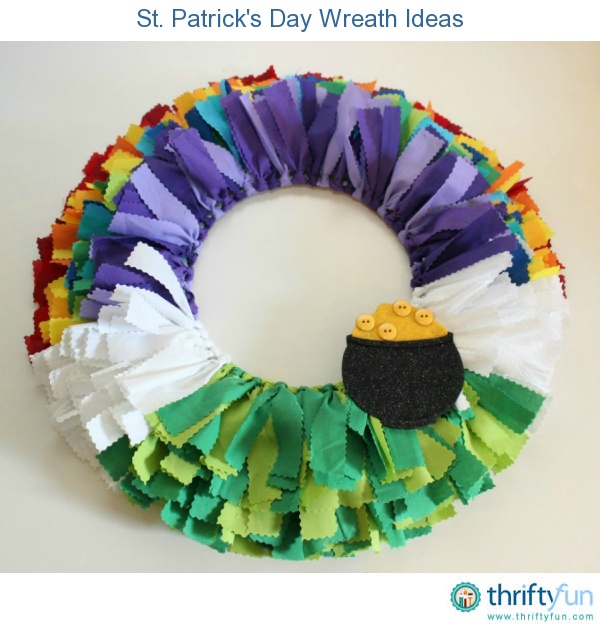 54 Best St. Patrick's Day Crafts Images On Pinterest