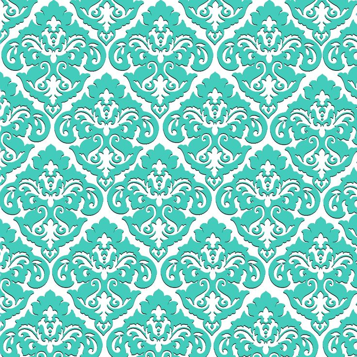 Damask Printables With Many Color Variations